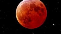 En nadir görülen ay tutulması !