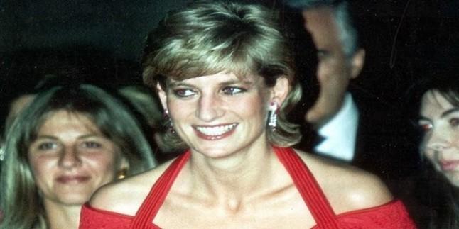 Prenses Diana'nın güzellik formülü!
