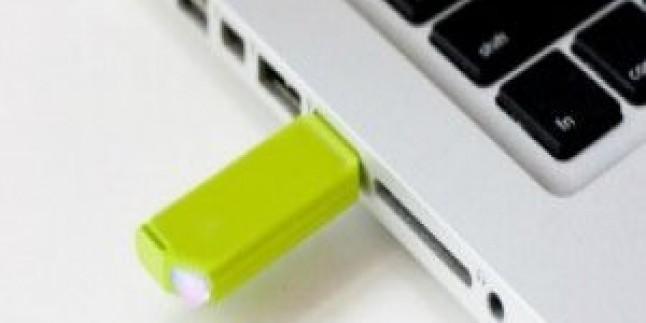 USB belleklerde büyük tehlike