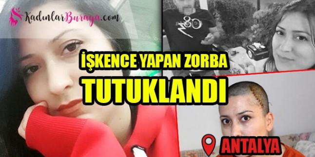 Bebeğin cinsiyeti kız çıkınca işkence yapan 'zorba' tutuklandı