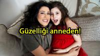 İclal Aydın'ın kızı Lal'ı görenler beğeni yağdırdı! 'Güzelliği anneden…'