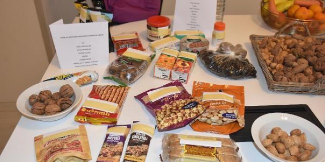 Deprem çantasındaki bu besinler hayat kurtarıyor