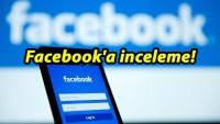 Kişisel Verileri Koruma Kurulu'ndan Facebook'a inceleme!
